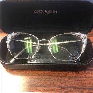 Authentic Coach Rx Glasses Like New
